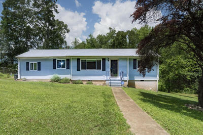 Hixson Single Family Home Contingent: 1261 Northern Hills Rd