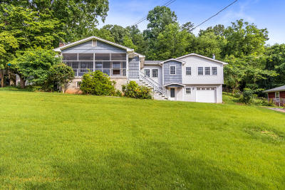 Chattanooga Single Family Home For Sale: 2709 Berkley Dr