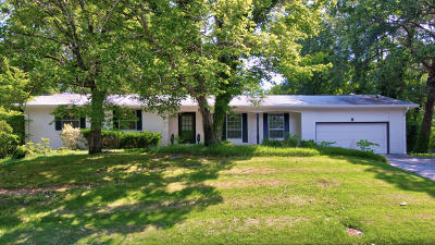 Chattanooga Single Family Home For Sale: 4819 Lone Hill Rd