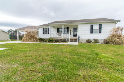 Cleveland Single Family Home For Sale: 1054 SE Armstrong Rd