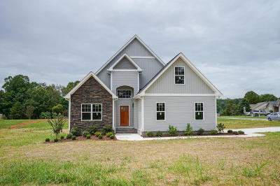 Georgetown Single Family Home For Sale: 7882 Bacon Meadow Ln #Lot #13