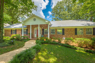 Chattanooga Single Family Home For Sale: 3017 Brownwood Dr