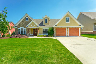 Ringgold Single Family Home For Sale: 38 Sawtooth Oak Tr