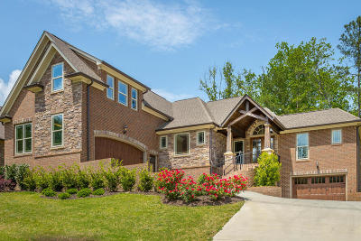 Chattanooga Single Family Home For Sale: 5951 Rainbow Springs Dr