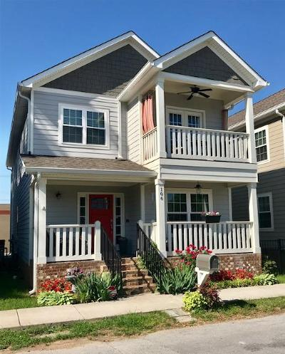 Chattanooga TN Single Family Home For Sale: $389,900