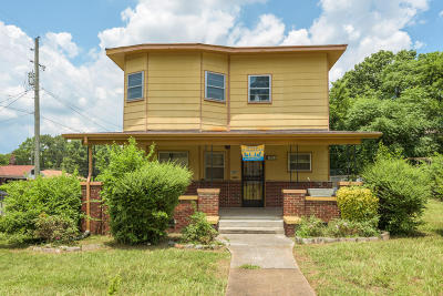 Chattanooga Single Family Home Contingent: 1901 Oak St