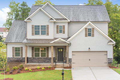 Ooltewah Single Family Home For Sale: 9858 Haven Port Ln #27