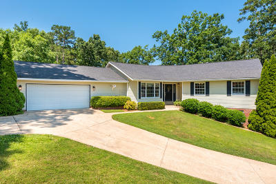 Soddy Daisy Single Family Home For Sale: 8801 Crystal Ln