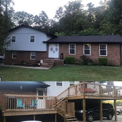 Cleveland Single Family Home For Sale: 3611 Belmont Cir