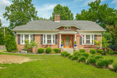 Chattanooga Single Family Home For Sale: 400 Marlboro Ave