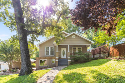 Chattanooga Single Family Home For Sale: 1114 Ashmore Ave