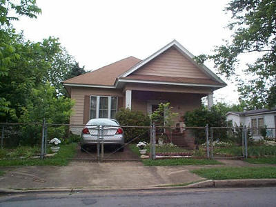 Chattanooga Single Family Home For Sale: 1709 Foust St