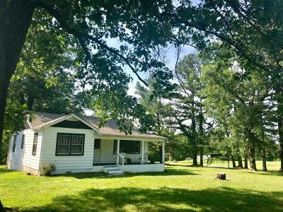 Soddy Daisy Single Family Home For Sale: 1536 Montlake Rd