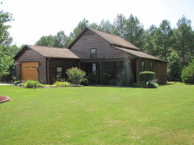 Benton Single Family Home For Sale: 151 Rivers Edge Ln