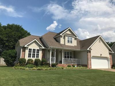 Ringgold Single Family Home For Sale: 168 Mountain Brook Dr