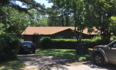 Chattanooga TN Single Family Home For Sale: $129,900
