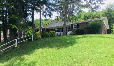 Chattanooga Single Family Home Contingent: 3701 Briarcliff Way