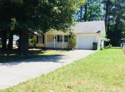 Chattanooga Single Family Home For Sale: 1812 Dixon St