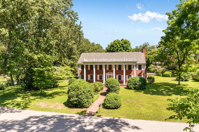 Chattanooga Single Family Home For Sale: 1701 Carroll Ln