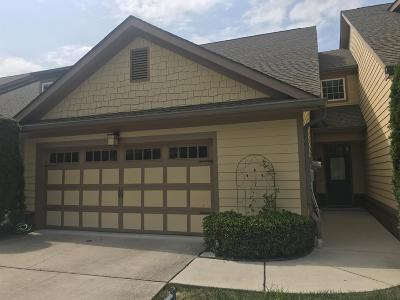 Chattanooga Townhouse For Sale: 1127 Saddlebrook Dr