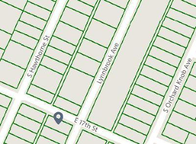Chattanooga Residential Lots & Land For Sale: 1701 Lynnbrook Ave