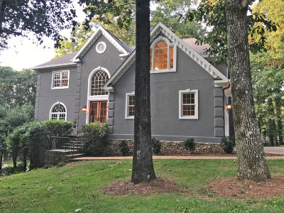 Signal Mountain Single Family Home For Sale: 21 Majestic Oaks Dr