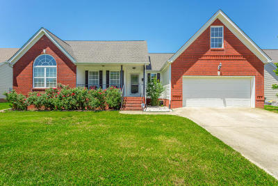 Ringgold Single Family Home Contingent: 249 Water Mill Trce