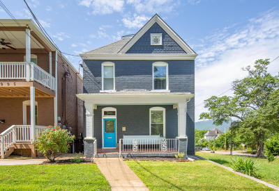 Chattanooga Single Family Home For Sale: 1004 E 10th St
