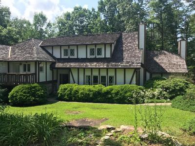 Signal Mountain Single Family Home For Sale: 6505 Forest Park Dr