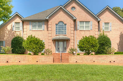 Chattanooga Single Family Home For Sale: 5801 Muirfield Ln