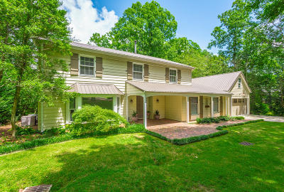 Lookout Mountain Single Family Home For Sale: 67 W Bartram Rd