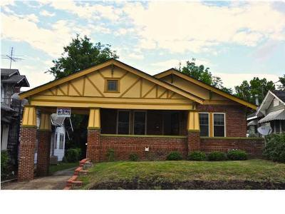 Chattanooga TN Single Family Home For Sale: $249,000