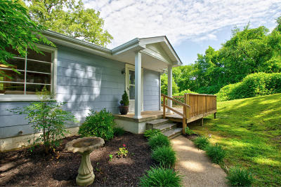 Chattanooga TN Single Family Home For Sale: $119,000