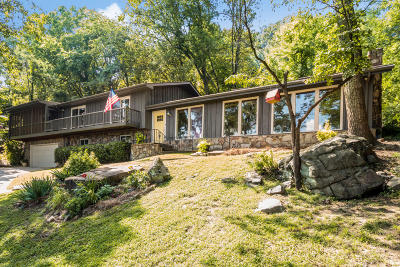 Signal Mountain Single Family Home Contingent: 1039 Sunset Dr