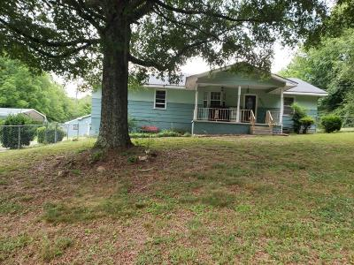 Ooltewah Single Family Home For Sale: 8125 Pine Ridge Rd