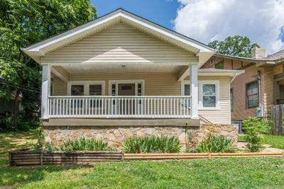 Chattanooga Single Family Home For Sale: 1110 Mississippi Ave