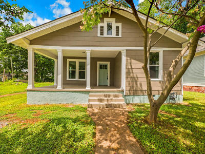Chattanooga Single Family Home For Sale: 1907 E 13th St