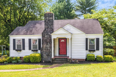 Chattanooga TN Single Family Home For Sale: $95,000