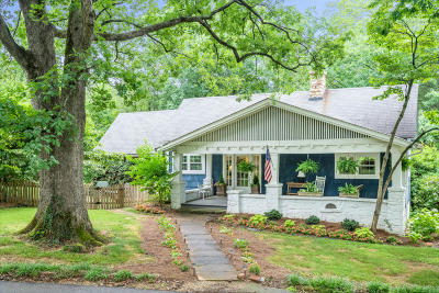 Lookout Mountain Single Family Home Contingent: 403 East And West Rd