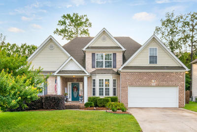 Chattanooga Single Family Home For Sale: 2376 Sargent Daly Dr