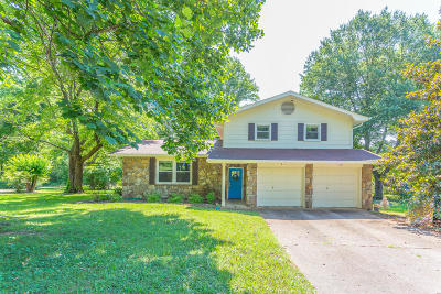 Chattanooga TN Single Family Home For Sale: $184,000