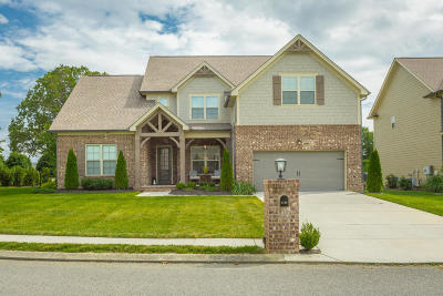 Ooltewah Single Family Home Contingent: 8188 Propeller Dr #74