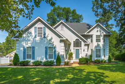 Chattanooga Single Family Home For Sale: 2255 Tristram Rd