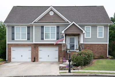 Chattanooga Single Family Home For Sale: 2872 Fernleaf Ln