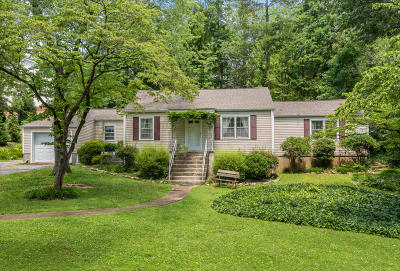 Chattanooga Single Family Home For Sale: 1033 Englewood Ave