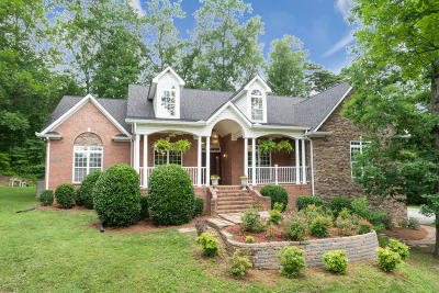 Soddy Daisy Single Family Home For Sale: 916 Sandstone Ter