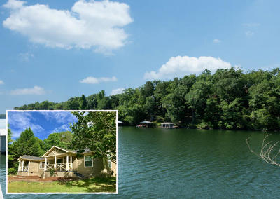 Soddy Daisy Single Family Home For Sale: 1394 Osage Dr