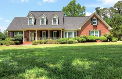 Ooltewah Single Family Home For Sale: 9507 Thornberry Dr