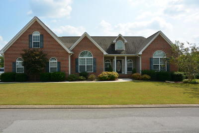Ooltewah Single Family Home For Sale: 8644 Wading Branch Ct