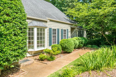 Chattanooga Single Family Home Contingent: 1008 River Hills Cir